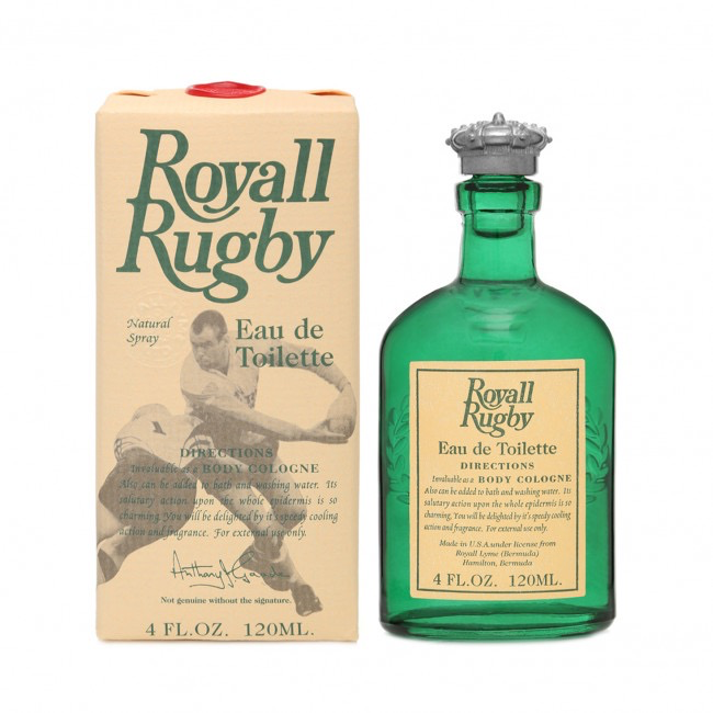 Australia Royall Rugby Natural Spray - 120ml