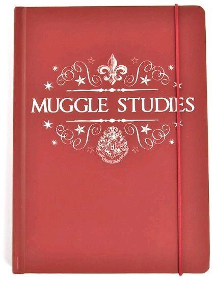 Australia Harry Potter - Muggle Studies A5 Notebook