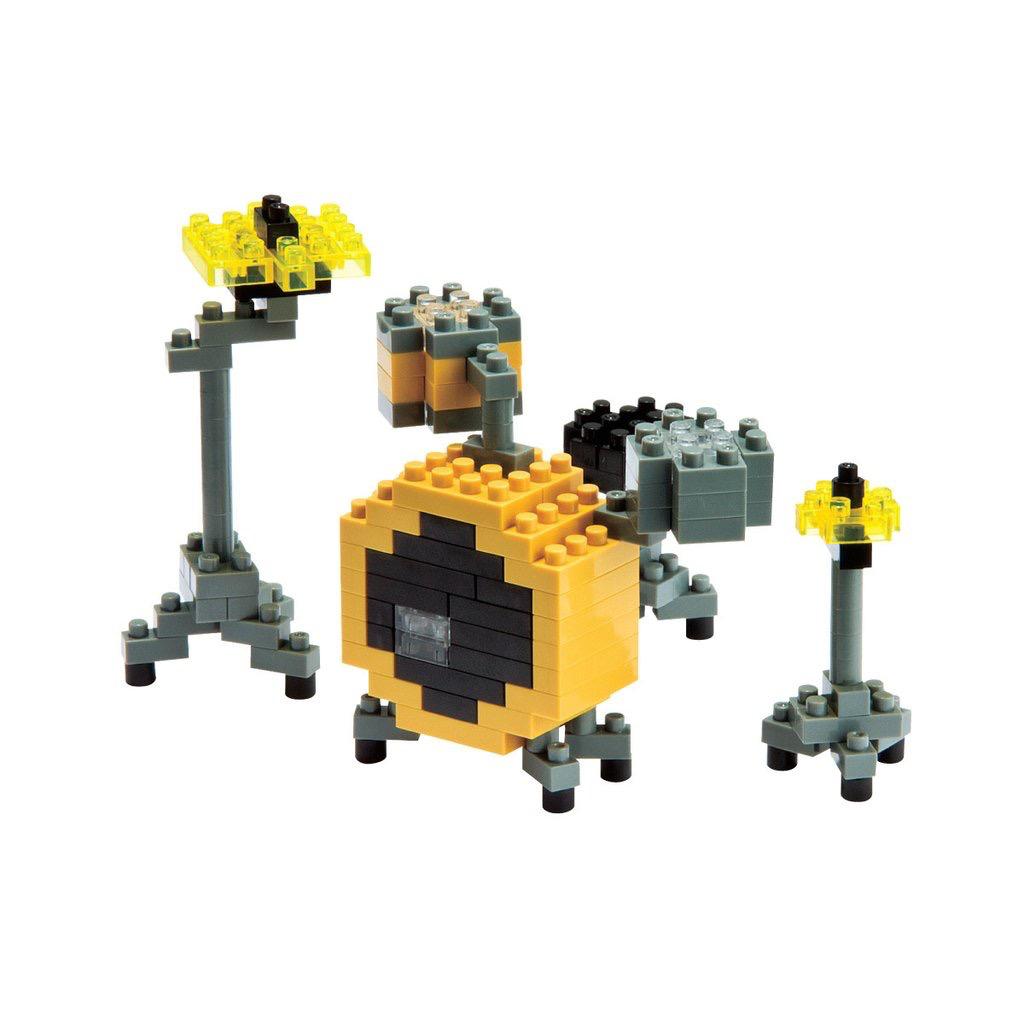 Australia Drum Set - Nanoblocks