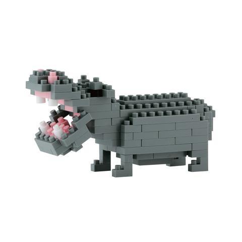 Australia Hippopotamus - Nanoblocks