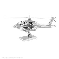 Australia Metal Earth - Boeing AH-64 Apache