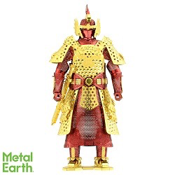 Australia Metal Earth - Chinese (Ming) Armour