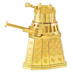 Australia Metal Earth - Dr Who - Gold Dalek