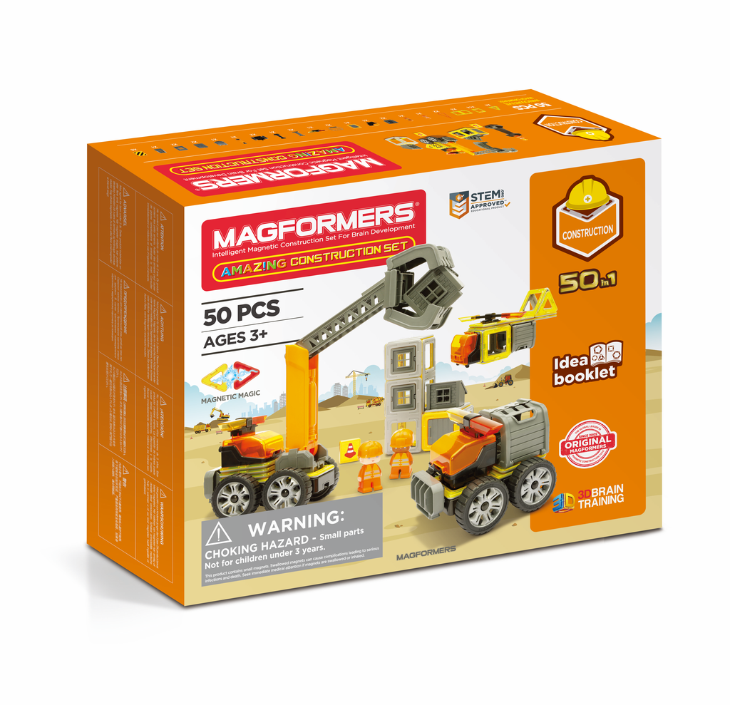 Australia Amazing Construction Set  - Magformers
