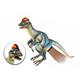 Australia DILOPHOSAURUS PUPPET 50CM L