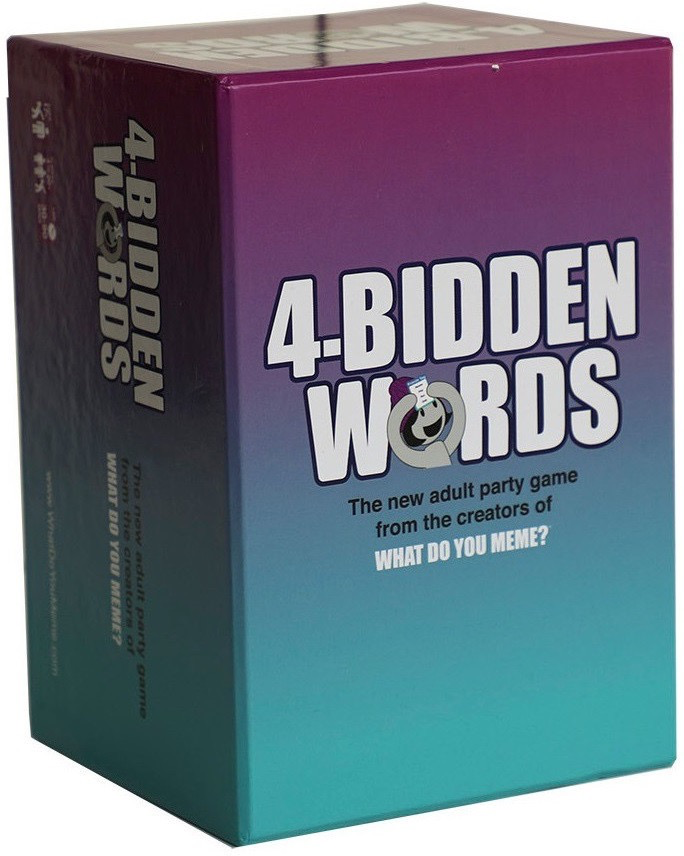 Australia 4-Bidden Words