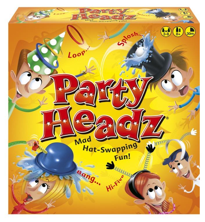 Australia Party Headz