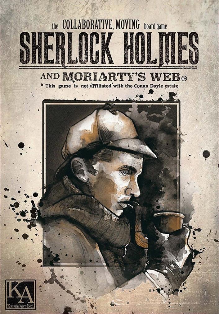 Australia Sherlock Holmes and Moriartys Web