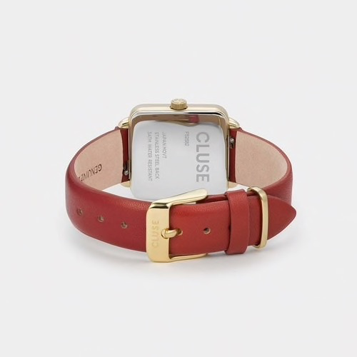 Australia La Tetragone Gold/Scarlet Red