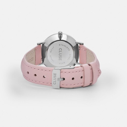 Australia CLUSE Minuit Silver White/Pink