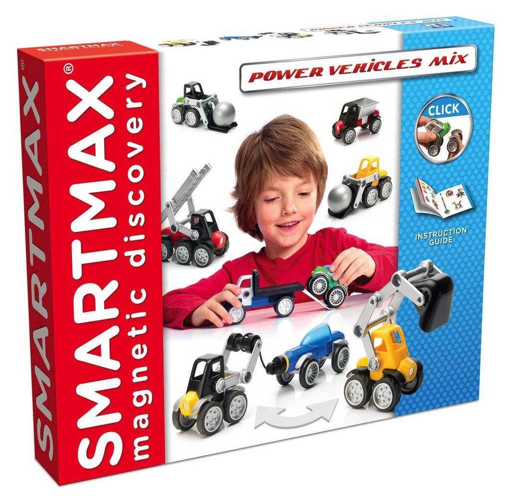 Australia SmartMax - Power Vehicles Mix