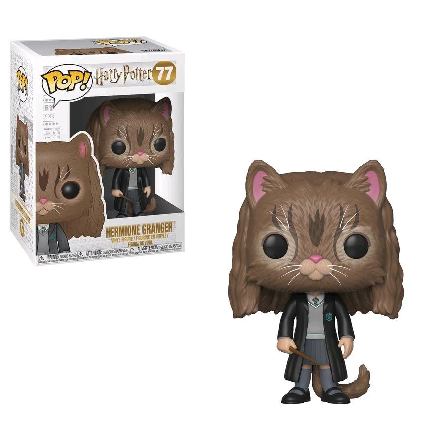 Australia Harry Potter - Hermione as Cat Pop!