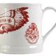Australia Harry Potter - Waiting Letter Boxed Vintage Mug