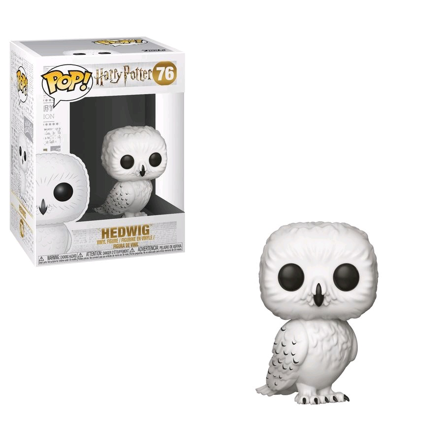 Australia Harry Potter - Hedwig FL Pop!