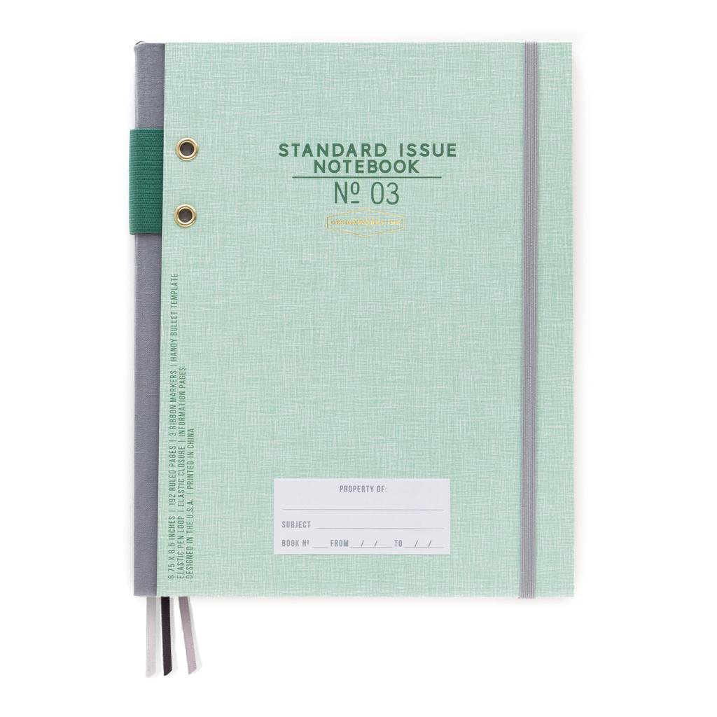 Australia Standard Issue - No. 03 - Green