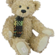 Europe DEANS Teddy Julian, mohair, color: bicolor 5-fold jointed, cleanable, beans in body, limit: 299 pcs