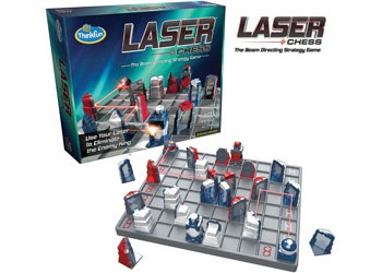 Australia ThinkFun - Laser Chess Game