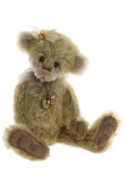 Australia Celandine - Charlie Bears Isabelle Collection 2019