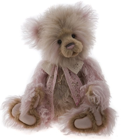 Australia L'amour Charlie Bear Isabelle Collection