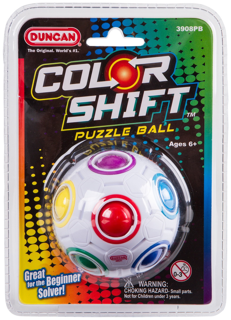 Australia Duncan Color Shift Puzzle Ball