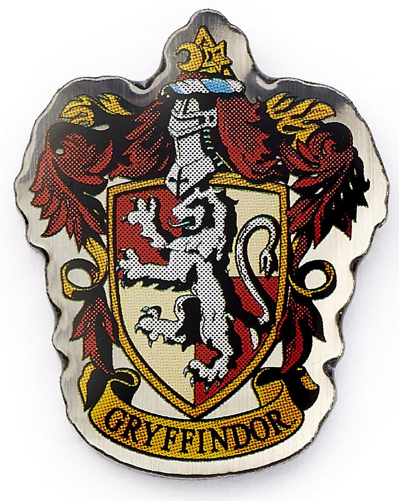 Australia Harry Potter Crest Pin Badge Gryffindor