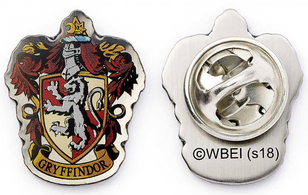Australia Harry Potter Crest Pin Badge Gryffindor