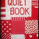 Australia Quiet Book Patchwork Red