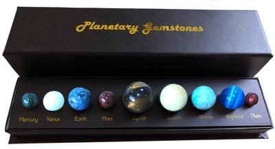 Australia Planetary Gemstones