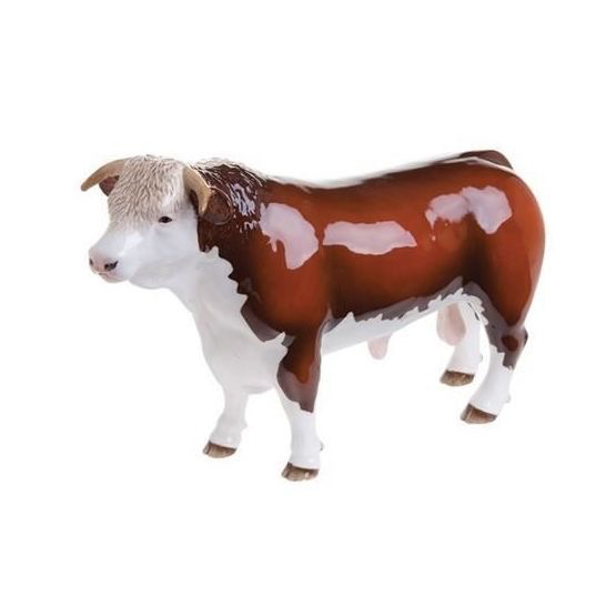 Australia JB HEREFORD BULL - HORNED
