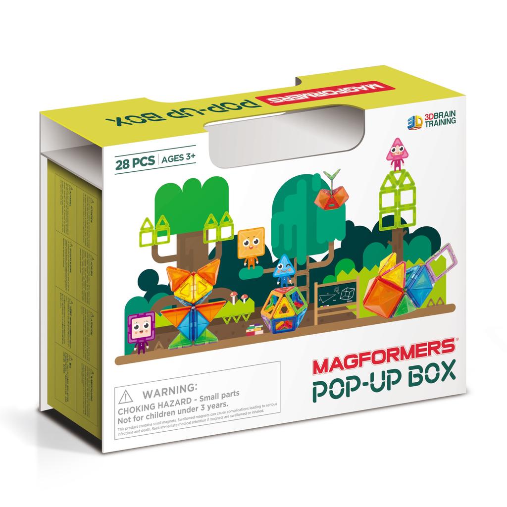 Australia POP-UP BOX SET