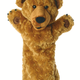 Australia Bear - Long Sleeved Hand Puppe