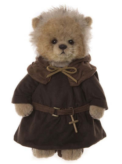 Australia Friar Tuck - Charlie Bears Isabelle Collection 2020