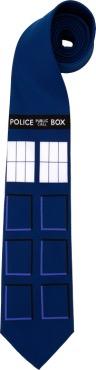 Australia Dr Who - TARDIS Necktie
