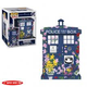 "Australia Dr Who - TARDIS (Clara Memorial) 6"" Pop!"