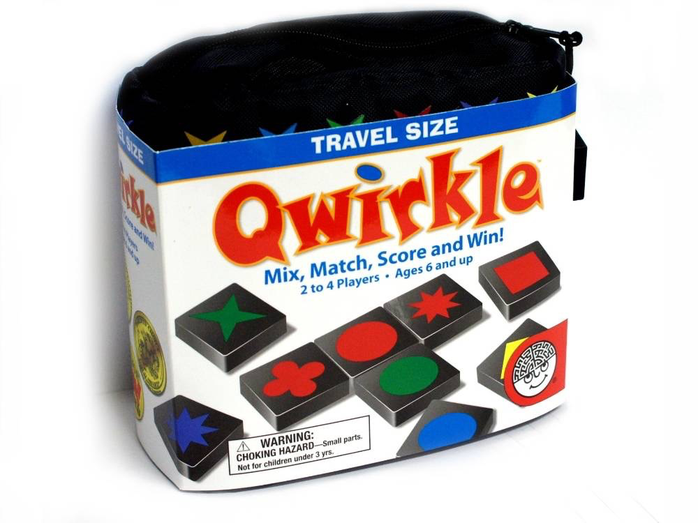 Australia QWIRKLE TRAVEL SIZE