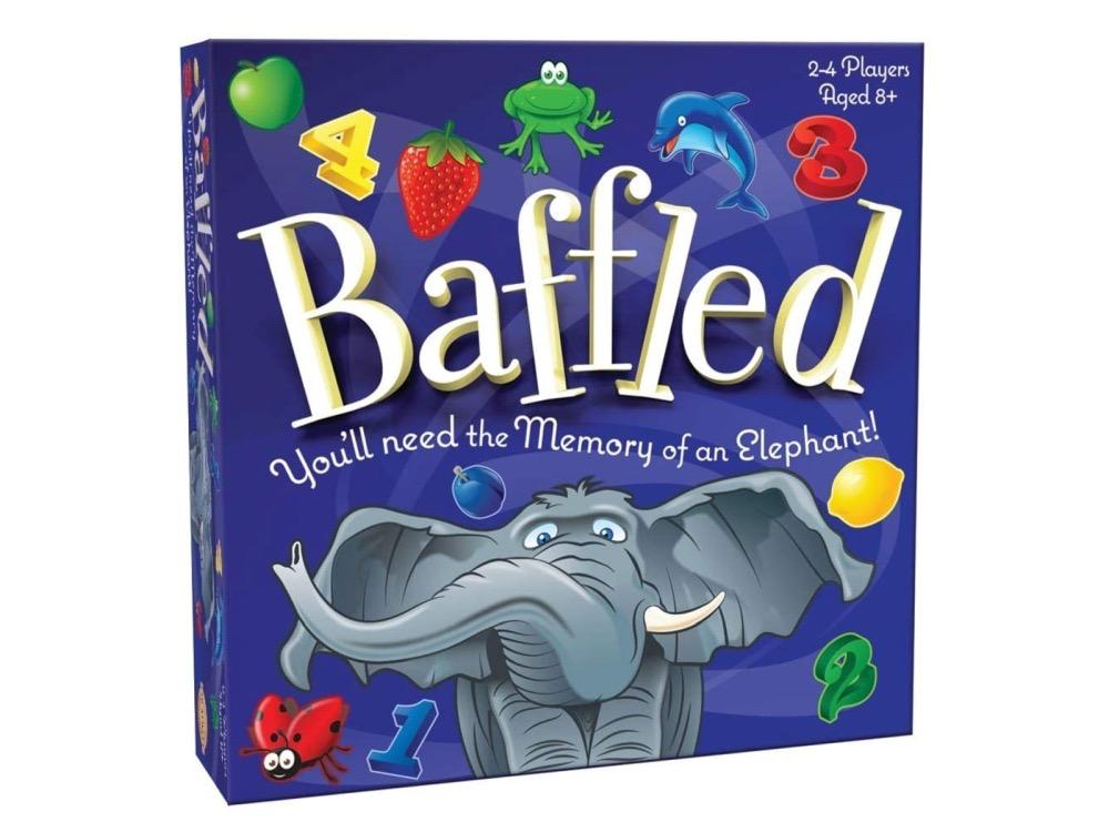 Australia BAFFLED BOARD GAME