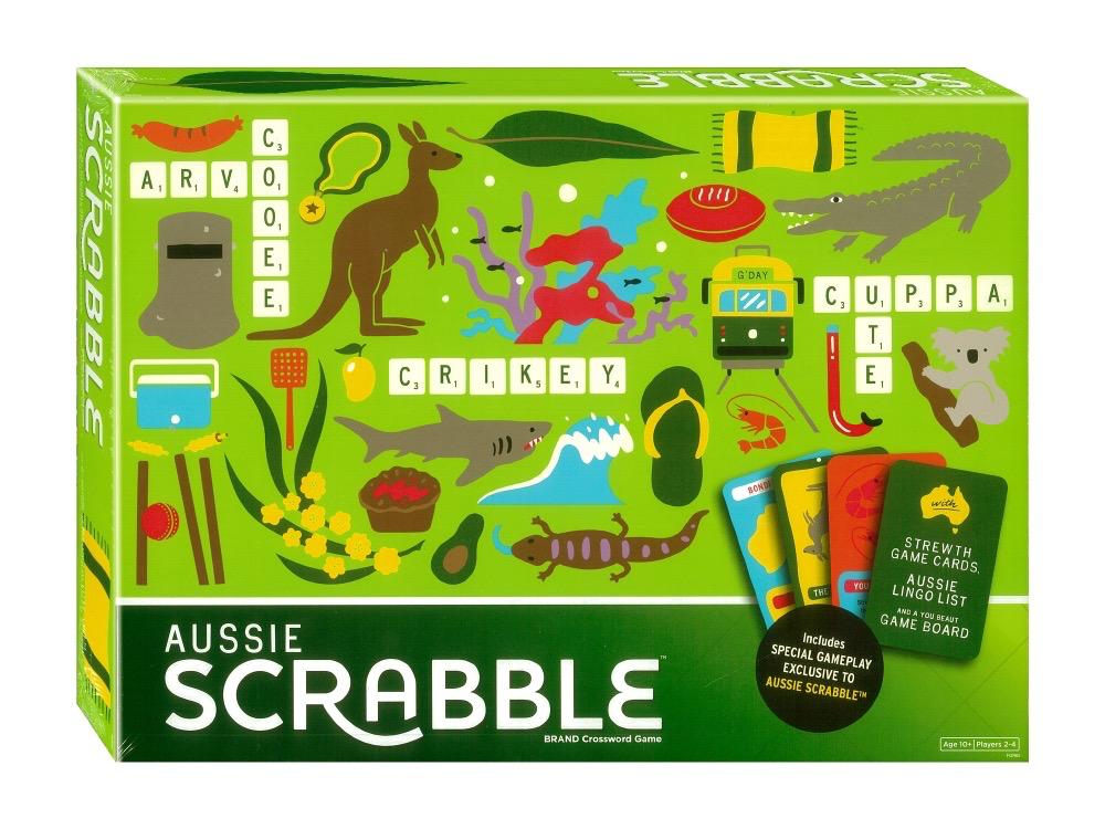 Australia SCRABBLE AUSSIE