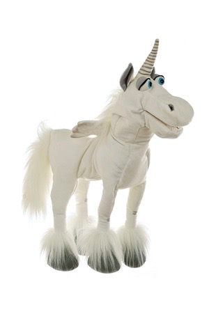 Europe ELKE THE UNICORN Living Puppets