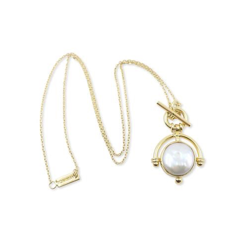 Australia Lost Pearl Gold Necklace