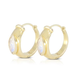 Australia Lola Gold Moonstone Earrings