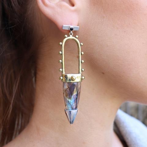 Australia Nefertiti Earrings