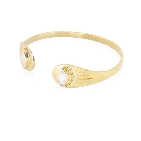 Australia The Eye Gold Cuff