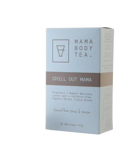 Australia Chill Out Mama Pyramids Tea