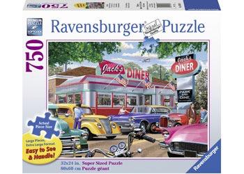 Australia Rburg - Meet you at Jack's Puzzle 750 pieces