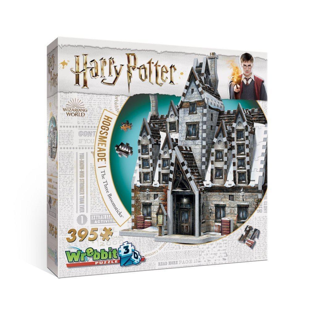 Australia HP: 3D HOGSMEADE 395 PCS