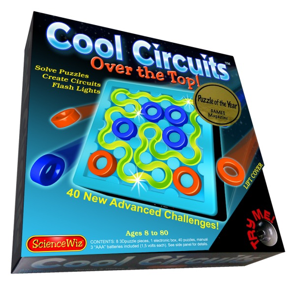 Australia COOL CIRCUITS: OVER THE TOP - SCIENCE WIZ