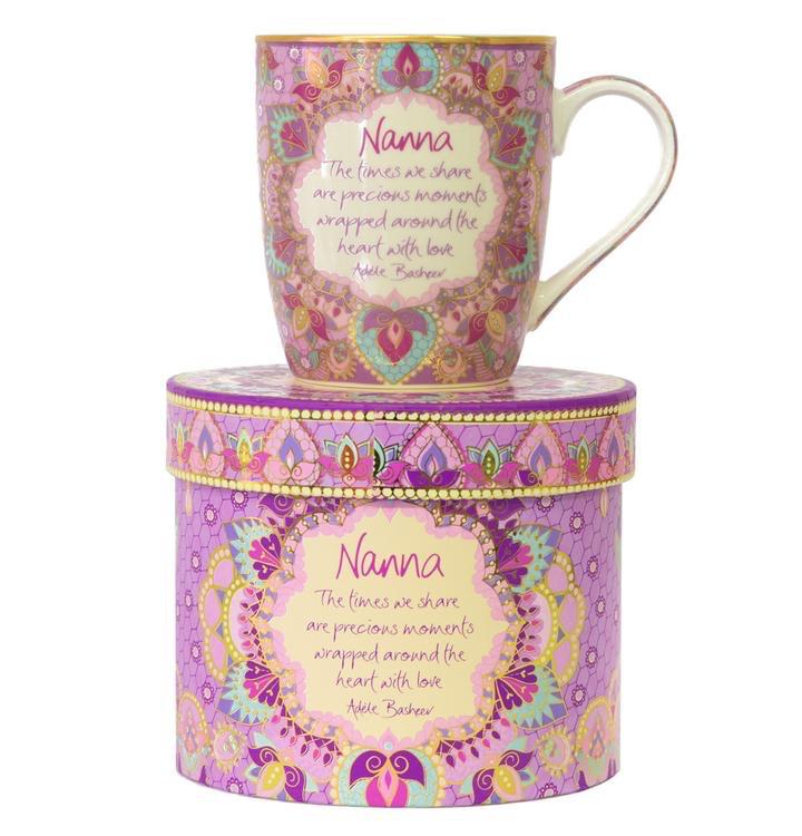 Australia Nanna Mug