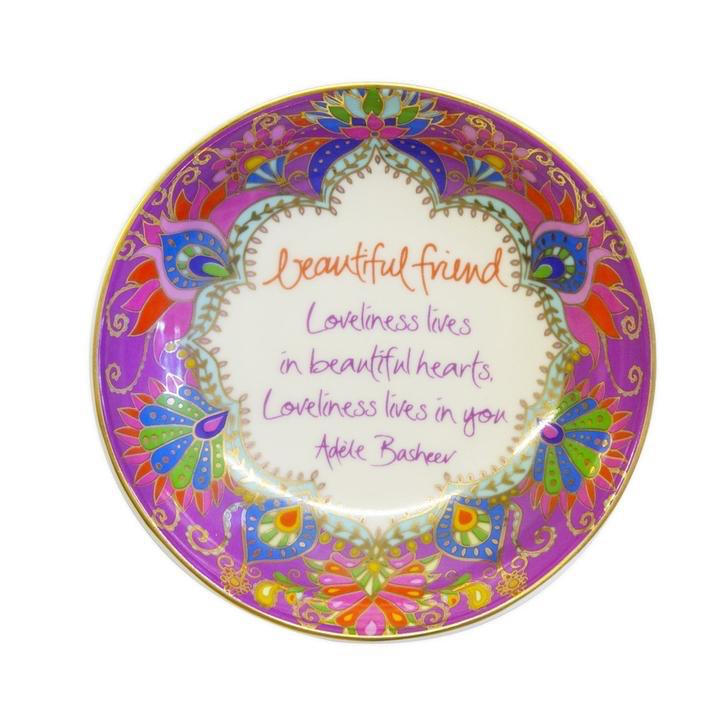 Australia Beautiful Friend Trinket Dish