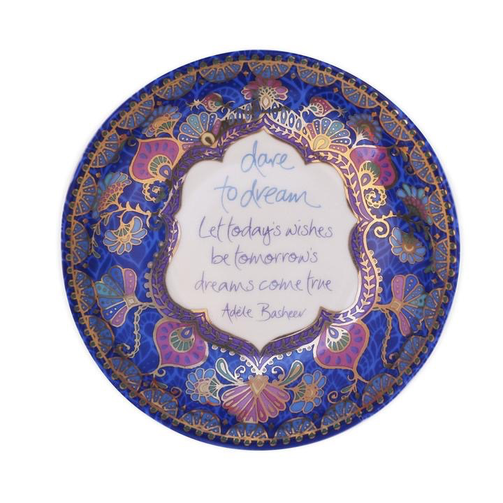 Australia Hippie Couture Trinket Dish