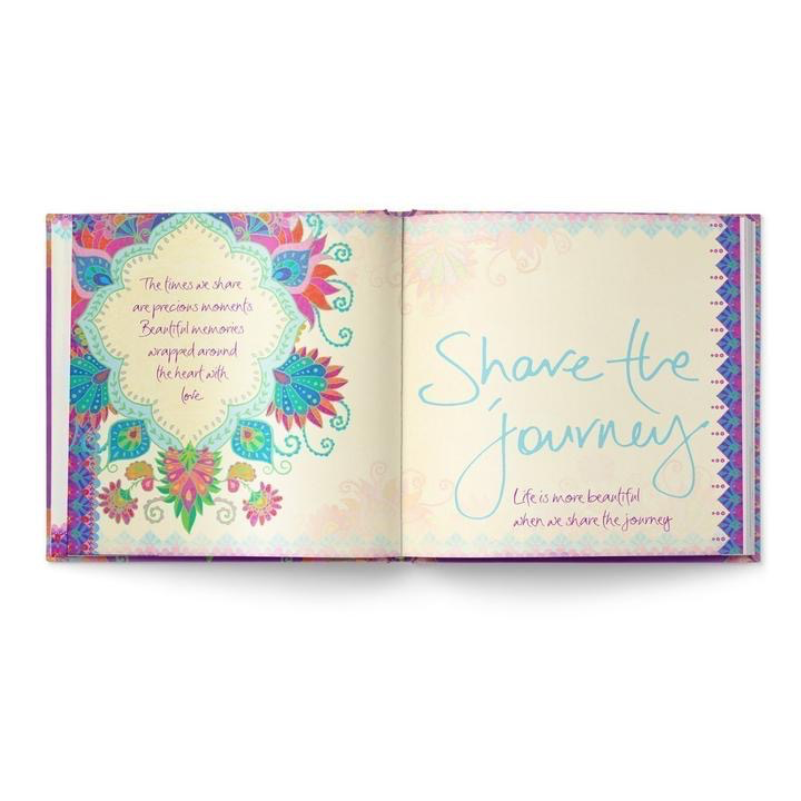 Australia Friendship Quote Book